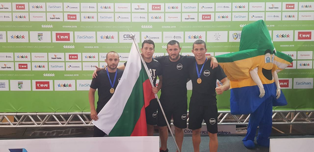 Българин стана световен шампион по борба