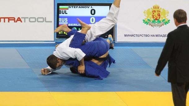 Рекорден брой състезатели на Европейското по джудо в София