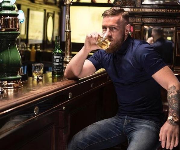 Бизнесът на Конър стартира, ирландецът пусна уиски на пазара