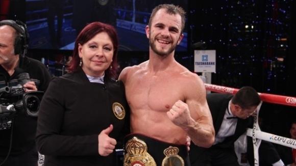 Българка ще бъде супервайзър на Канело – Головкин