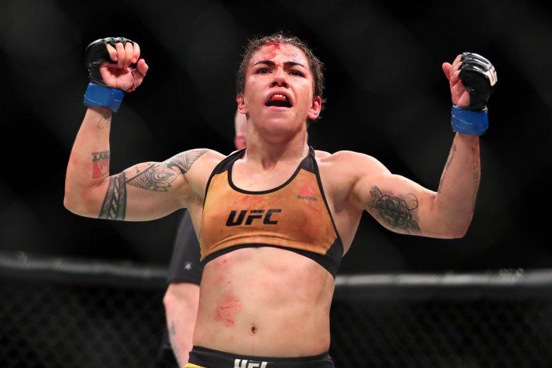 Най-опасната жена в UFC иска титлата на Намаюнас