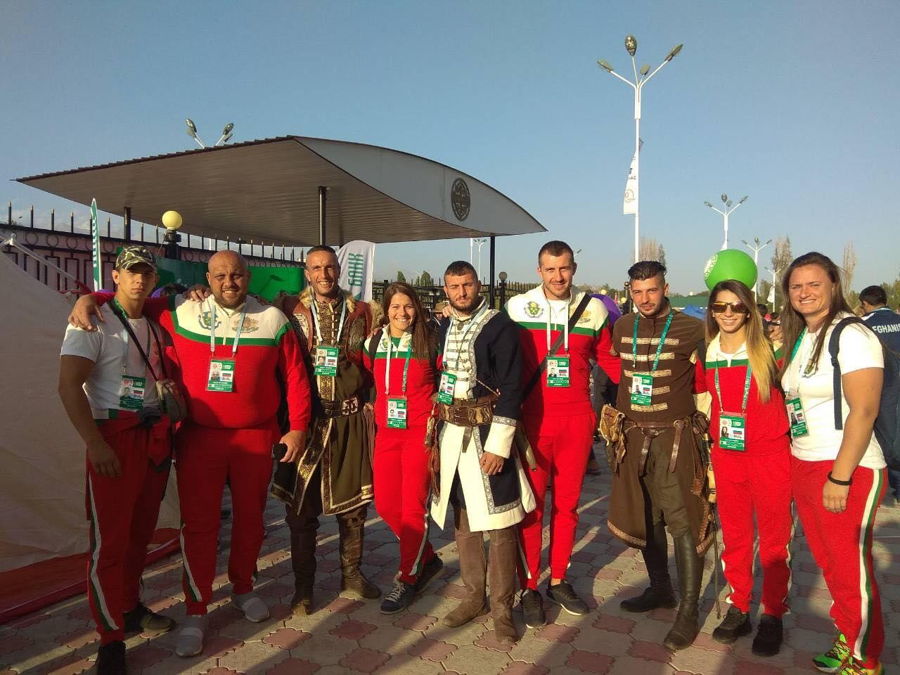 Иван Благоев извоюва 3-то място на Мондиал на Световните Номадски игри