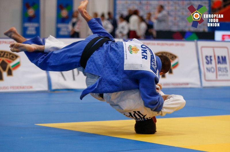 Лош ден за българското джудо на Европейското първенство в София