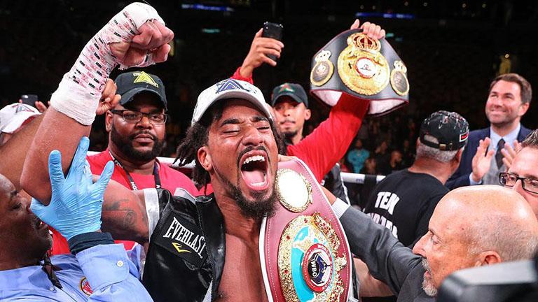 Новият шампион на WBO предизвика Канело