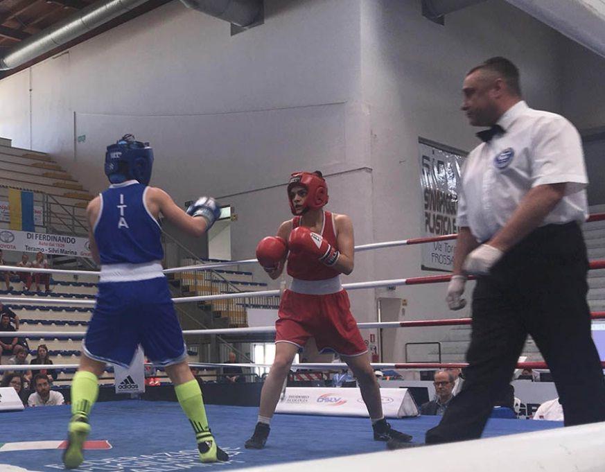 Горяна Стоева започва с боксьорка от Узбекистан на младежката Oлимпиада