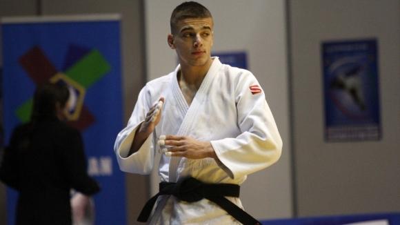Темелков със загуба на старта на Европейското по джудо до 23 г.