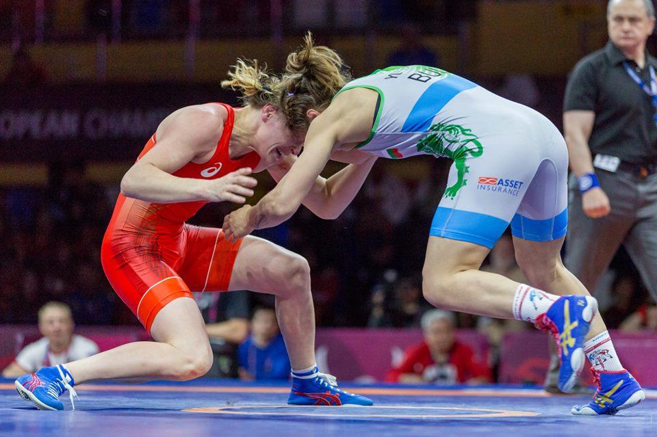 Полуфинали за Дудова и Юсеин на световното по борба