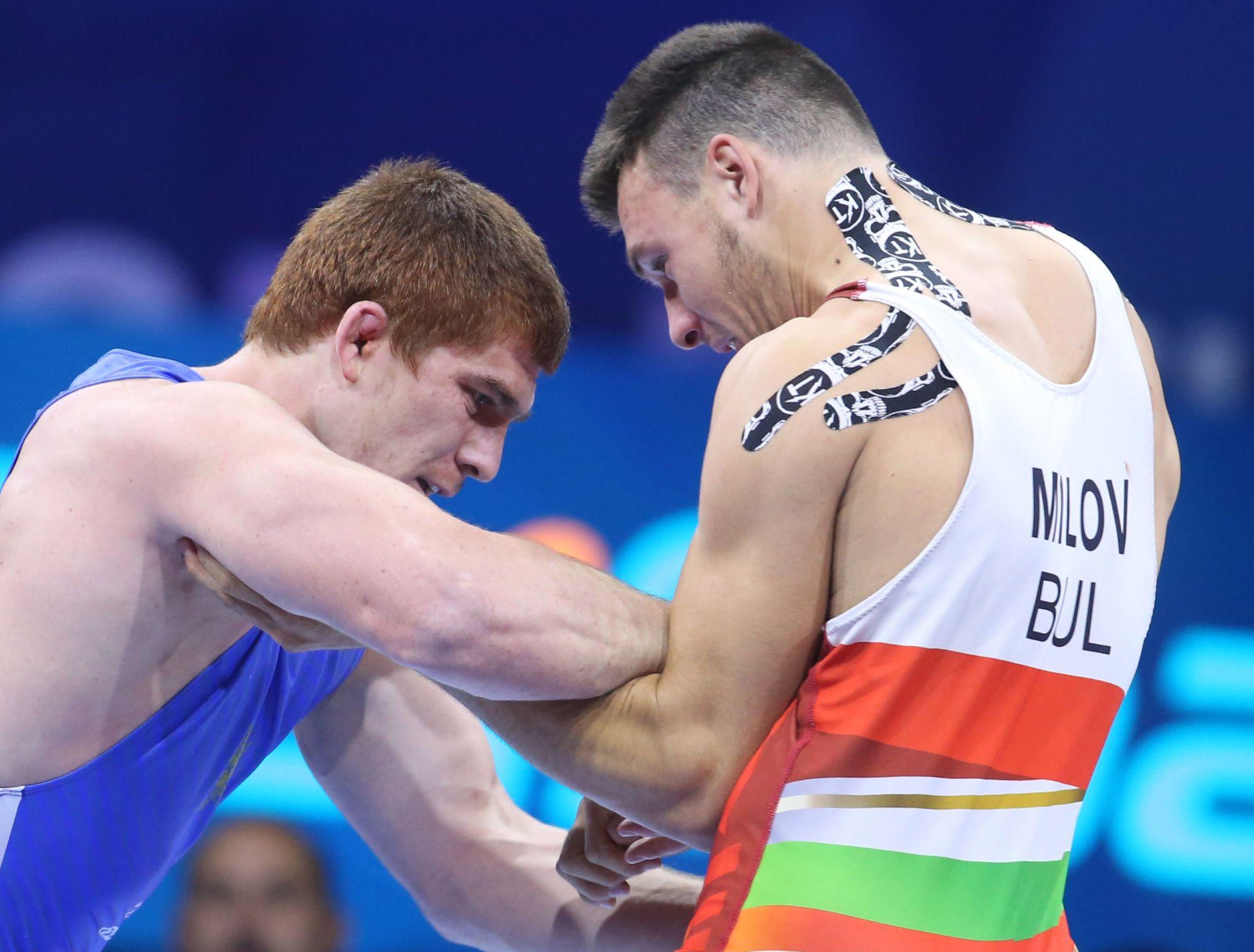 Милов от Будапеща: Ще тренирам още по-упорито!