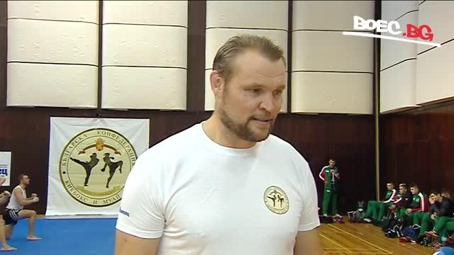 Легендарният Семи Шилт пристига за международния лагер по карате киокушин в Камчия