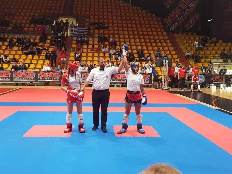 България с трима финалисти на Европейското по кикбокс в татами стиловете