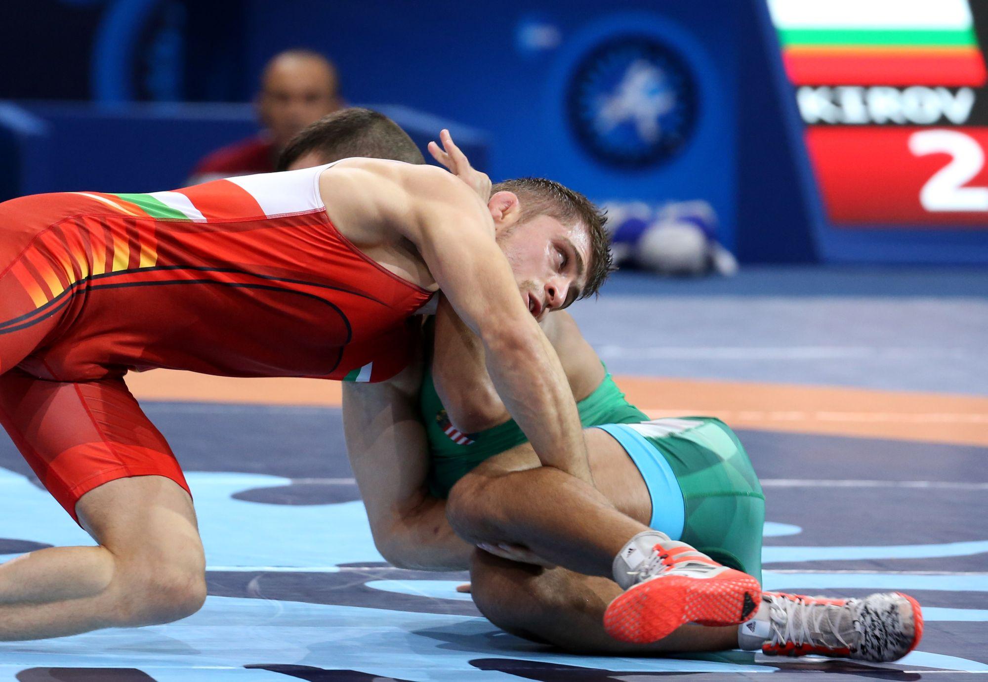 Киров стигна до репешаж, още двама българи излизат на тепиха днес