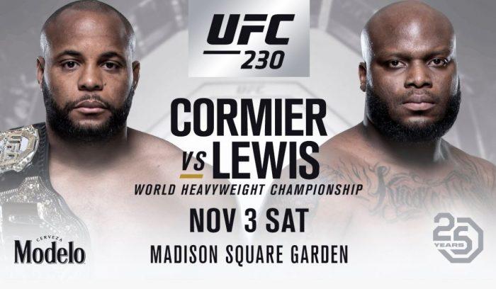 Петъчни прогнози: На кого да заложим на UFC 230?