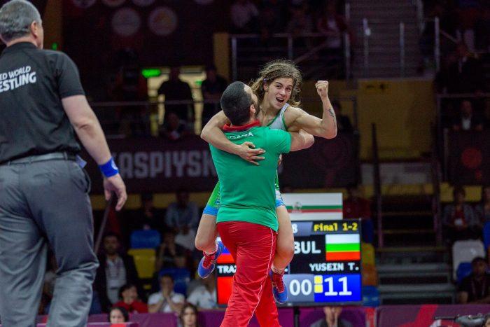 Тайбе Юсеин повежда отбора ни за европейското в Букурещ