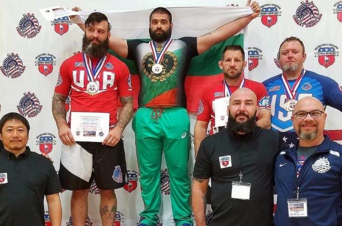 Две световни титли за България в САЩ