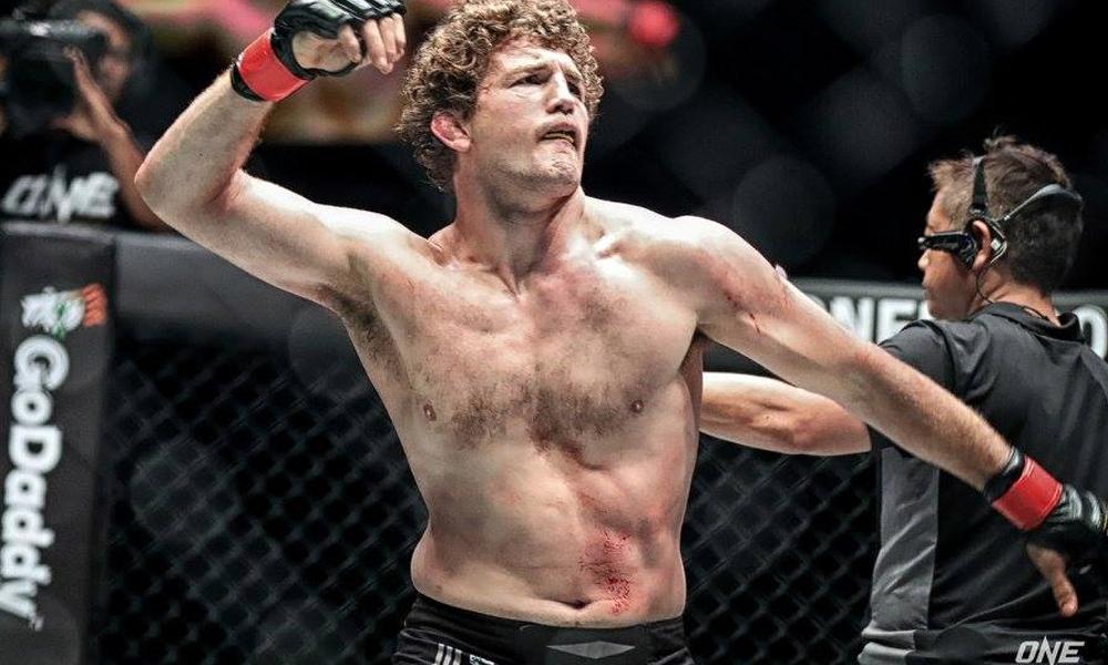 Бен Аскрен към UFC: Знаете, че ме обичате