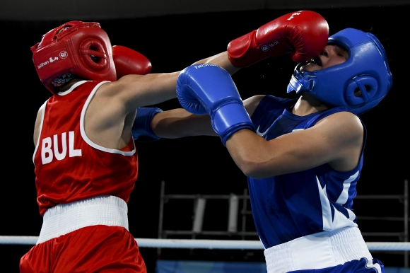 Горяна Стоева загуби полуфинала на Олимпиадата, ще се бие за бронз