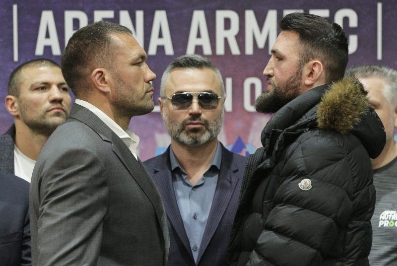 Боксови специалисти: Фюри крие едно оръжие, той може да се справи с Кобрата
