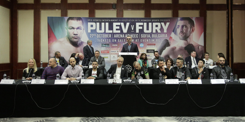 Награждават легенди на българския бокс преди сблъсъка Пулев-Фюри