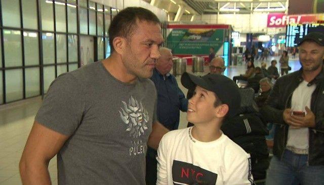 Трогателна история – как Кобрата сбъдна мечтата на едно българско дете от САЩ