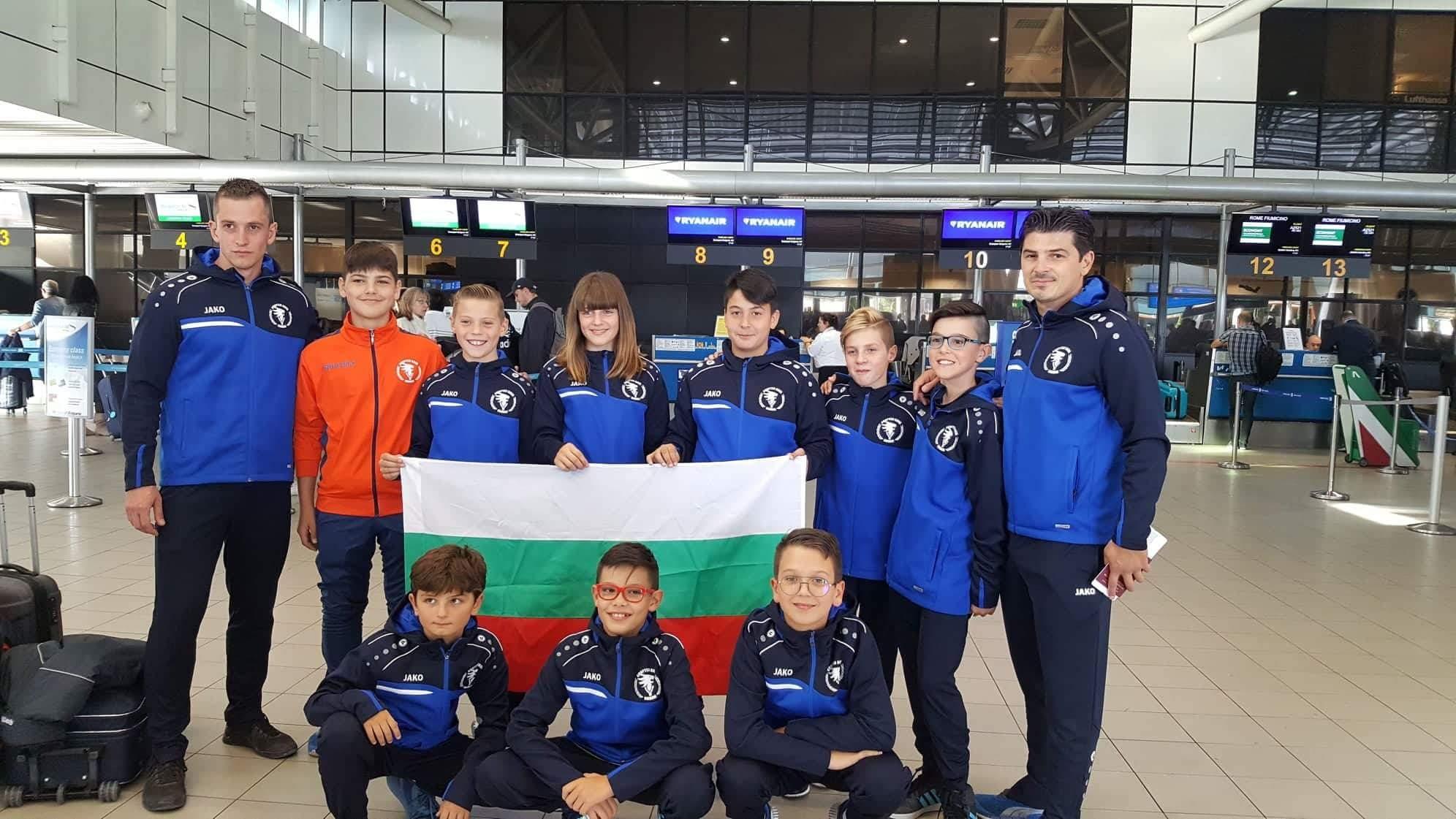 България със силен старт на сезона в олимпийското карате