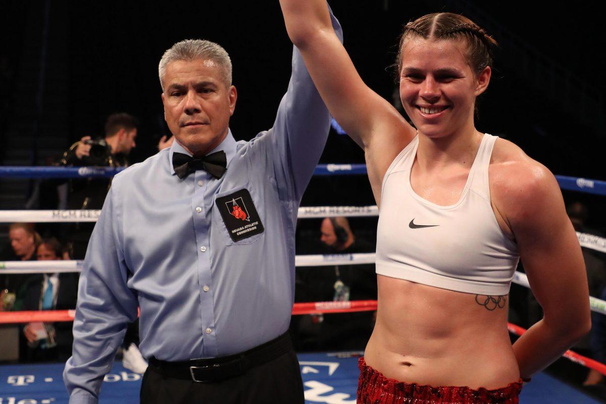 Савана Маршъл победи Орозко и грабна титлата в средна категория