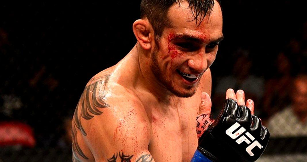 Тони Фъргюсън и Чарлс Оливейра грейнаха на постера за UFC 256
