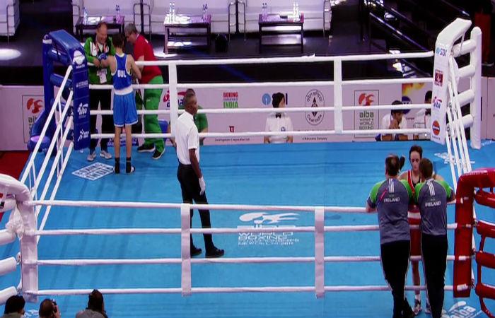 Габриела Димитрова със спорна загуба на Световното по бокс
