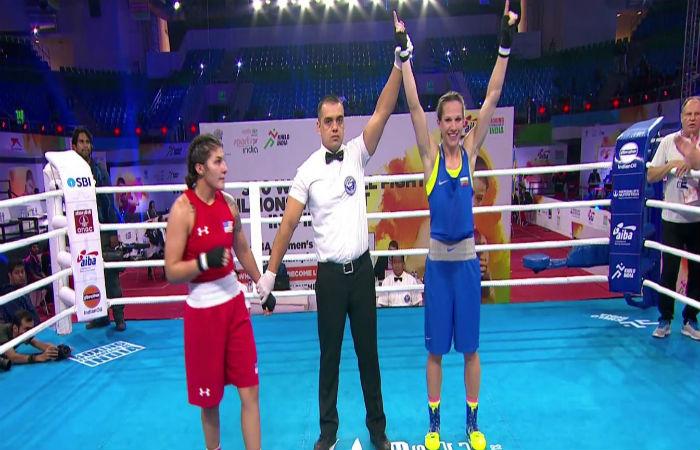 Станимира Петрова взе дебютния си двубой на Световното
