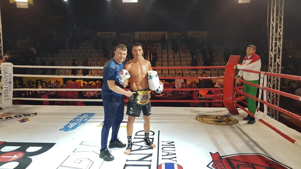 Атанас Божилов-Наката след успеха: Радвам се, че оценяват труда ми!