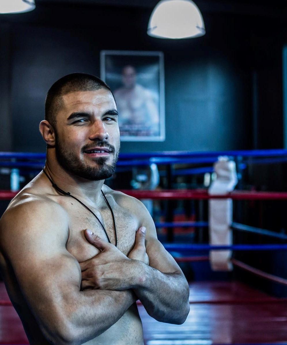 Георги Валентинов излиза срещу украинец на GRAND FIGHT ARENA 2