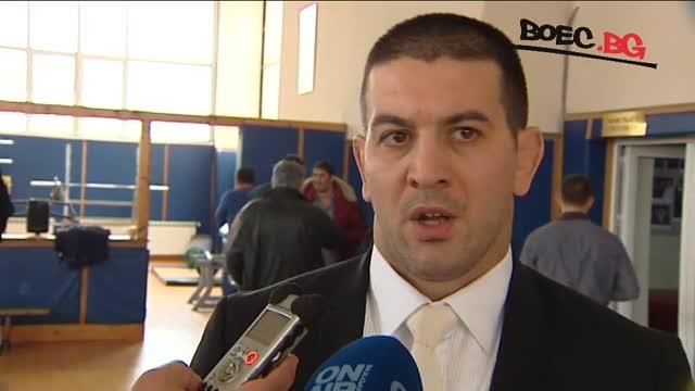 Христо Маринов: Годината беше много добра за борбата ни (ВИДЕО)