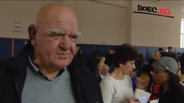 Александър Томов пред Boec.BG: Успехът е в подготовката