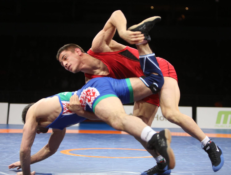 Георги Вангелов с отбора на Европа стана втори в Грозни