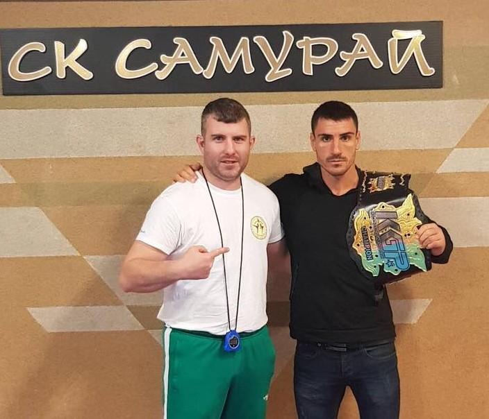 Атанас Божилов за GRAND FIGHT ARENA: Ще стане супер шоу!