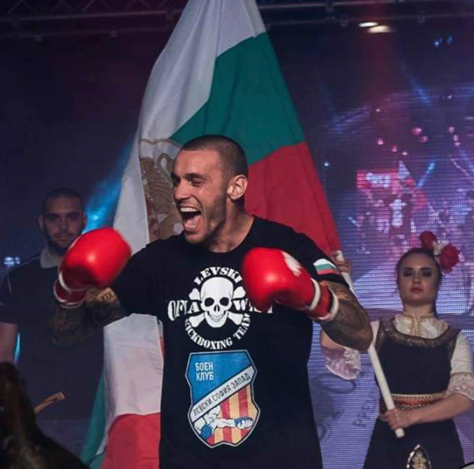 Дани Илиев: Настръхнах, когато чух публиката