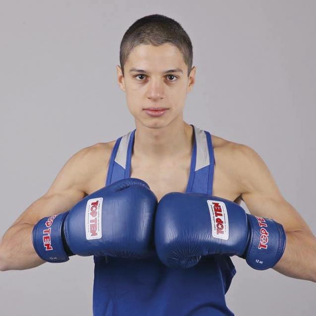 Тинко Банабаков и Ерджан Шабанов с шампионските титли по бокс