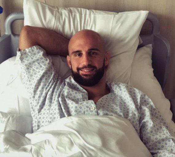 Волкан Йоздемир бе опериран