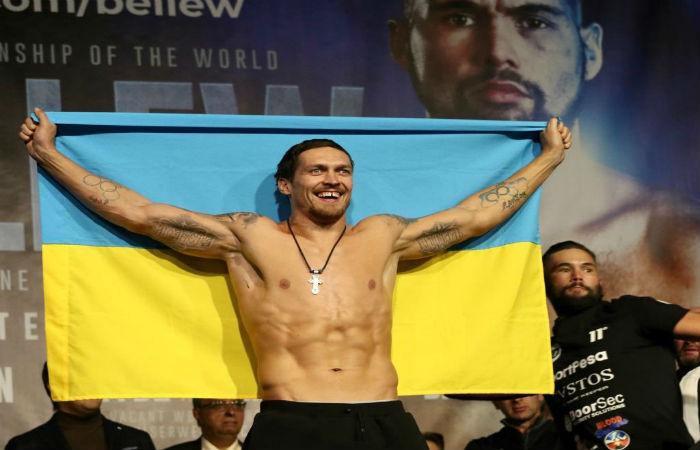 Усик отказал мач с Поветкин по политически причини