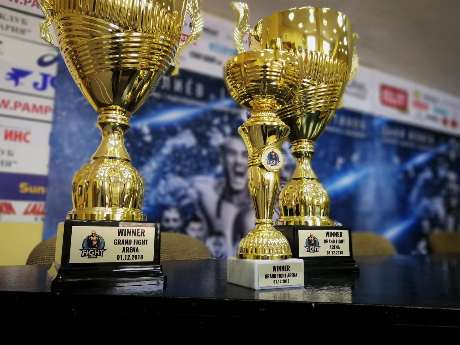 Банско иска GRAND FIGHT ARENA, организаторите се хвалят с хонорари
