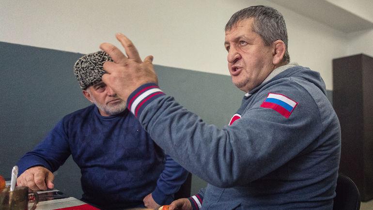 Предлагат бащата на Хабиб за помощник на Симо Щерев