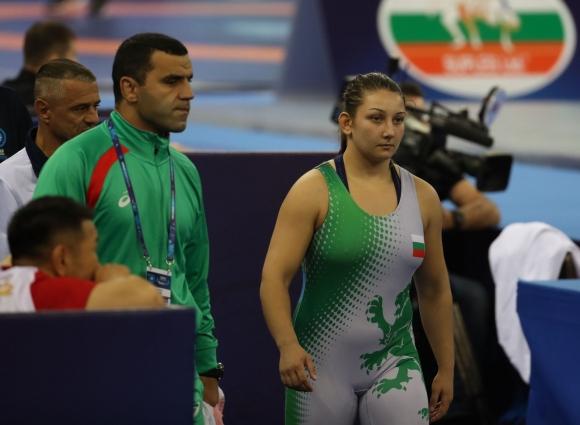 Виктория Бобева отпадна в квалификациите на европейското