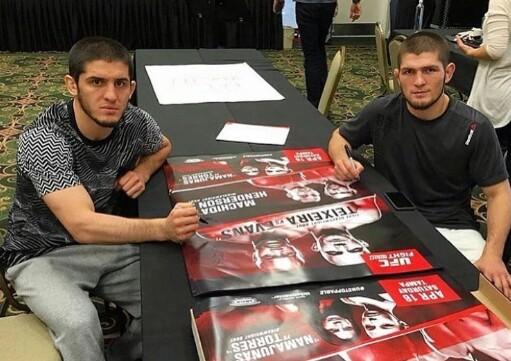UFC отстрани съотборник на Хабиб от двубой