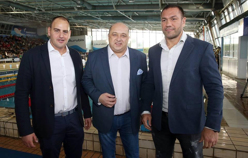Красен Кралев и Кубрат Пулев откриха турнир