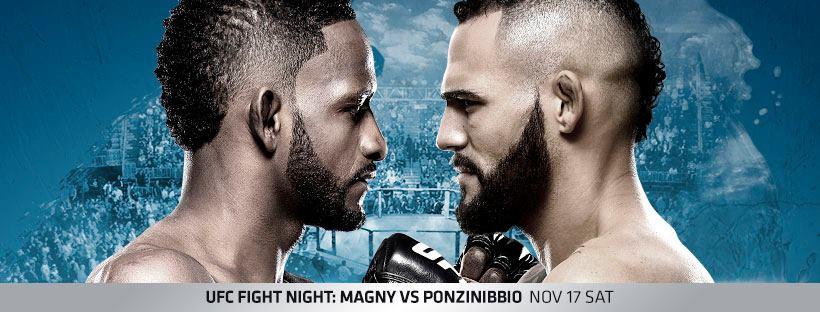 UFC дебютира в Аржентина с нокаут на Понзинибио
