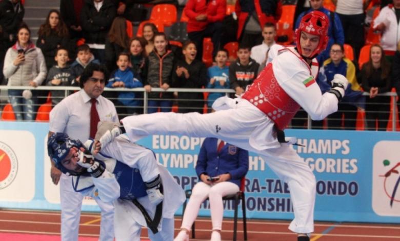 Владимир Далаклиев с първа победа в турнира за Големия шлем
