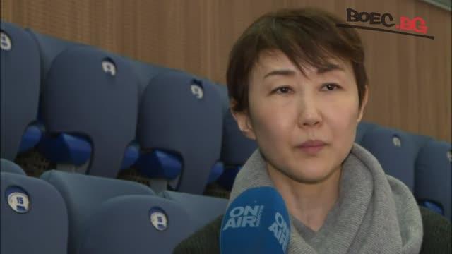 Кикуко Ояма пред Boec.BG: Очаквам най-добрите да победят във Варна (ВИДЕО)