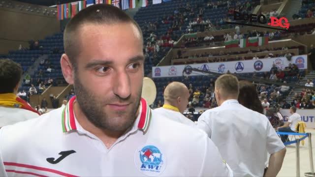 Сенсей Захари Дамянов: Нашите национали се държаха мъжки (ВИДЕО)