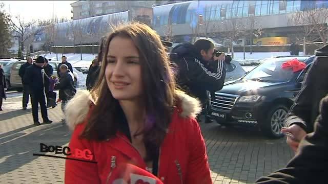 Биляна Дудова: Хората оценяват труда ни, когато печелим медали (ВИДЕО)