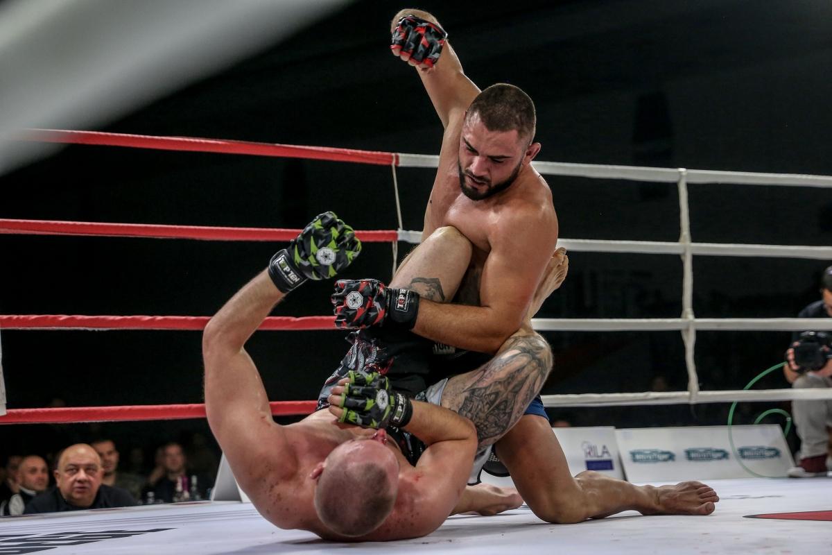 """Кой беше обявен за """"Мач на вечерта"""" на GRAND FIGHT ARENA?"""