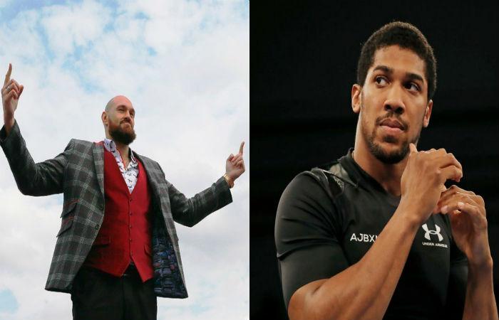 Тайсън Фюри за мач с Джошуа: Никога няма да се случи (ВИДЕО)